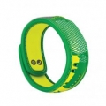 Para Kito BRACELET ANTI-MOUSTIQUE NATUREL ENFANT- Crocodile + 2 recharges
