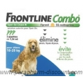 FRONTLINE-Spot-on-Chien-M-3-pipettes