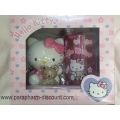 SET BROSSE A DENT HELLO KITTY