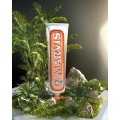Dentifrice Marvis ginger mint menthe gimgembre orange 25ml