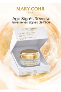 Mary Cohr - AGE SIGNES REVERSE 50ML