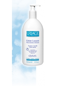 Uriage - URIAGE CREME LAVANTE Flacon pompe 500ml