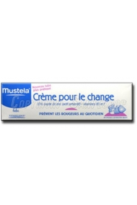 Mustela - CREME POUR LE CHANGE Tube 100 ml