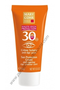 Mary Cohr - CREME SOLAIRE ANTI AGE YEUX SPF 30 - 15ml