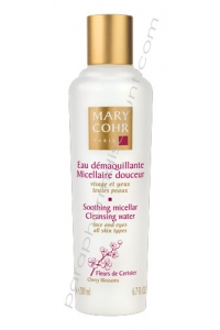 Mary Cohr - EAU DEMAQUILLANTE MICELLAIRE 200ml