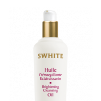 Mary Cohr - S WHITE - HUILE DÉMAQUILLANTE ECLAIRCISSANTE -  200 ml