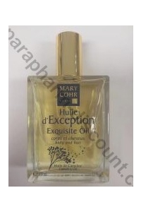 Mary Cohr - MARY COHR HUILE D EXCEPTION - 100 ml