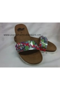 Scholl - SNAKE WEDGE MULTICOLOR