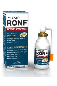 Les Trois Chênes - PHYSIO RONF RONFLEMENT Spray buccal 20ml