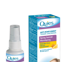 SPRAY BUCCAL Anti-Ronflement Miel Citron 70ml