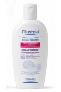 Mustela - STELAPROTECT FLUIDE NETTOYANT SANS RINCAGE 200 ml