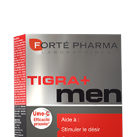 Fort� Pharma - TIGRA+ MEN 28 Comprim�s