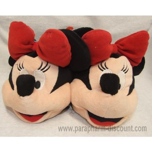 Disney Minnie Chaussons legIv