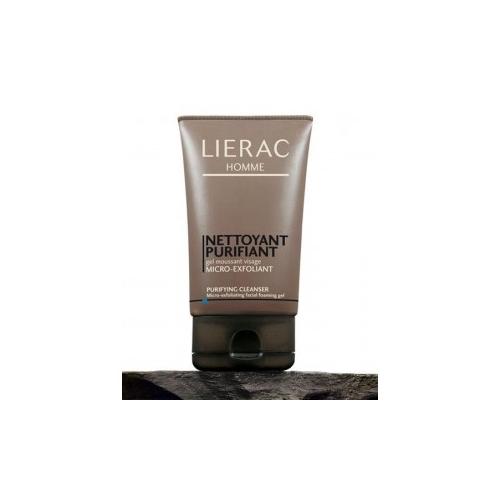 Lierac HOMME GEL NETTOYANT PURIFIANT100 ml - Parapharmacie