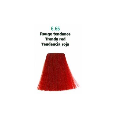 generik coloration rouge tendance 666 - Coloration Generik