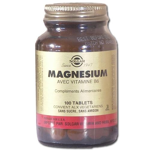 gelule magnesium