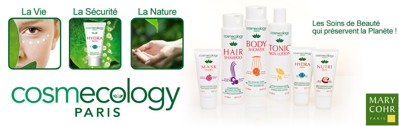 Cosmecology Paris, Mary Cohr